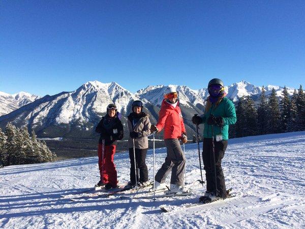 MCS ski day