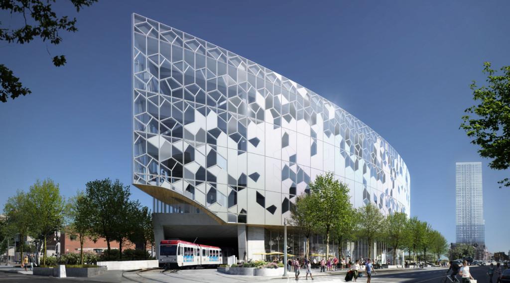 illustration: MIR, architects: Snøhetta + DIALOG