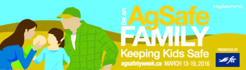 AgSafe 2016 banner