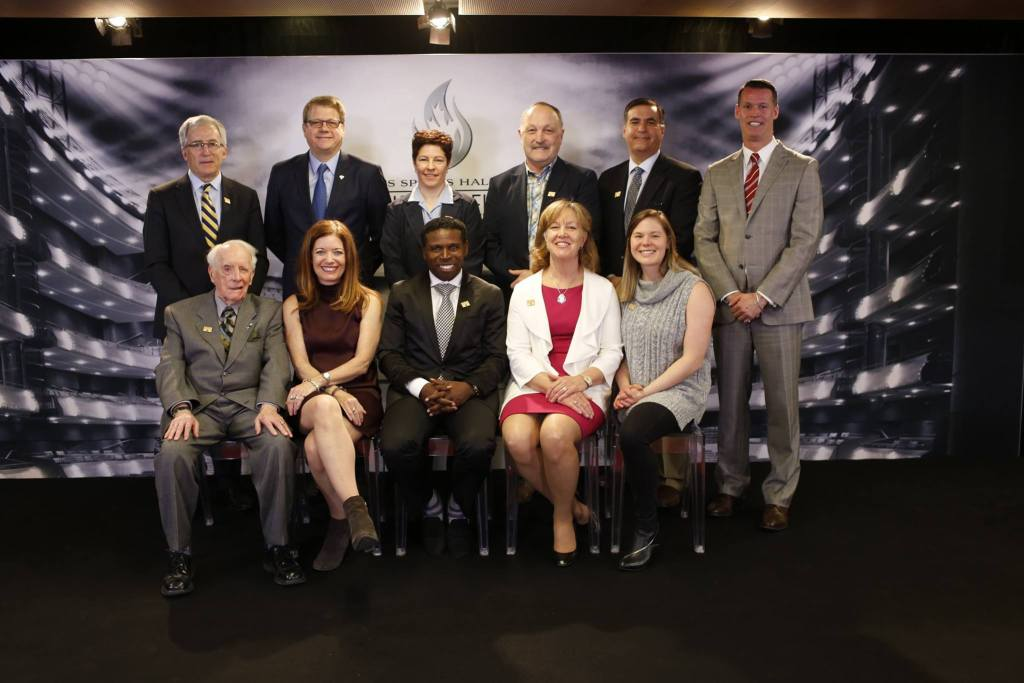 Class of 2016 Canadas Sports Hall of Fame