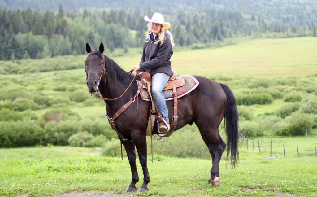 CPAWS - horseback riding