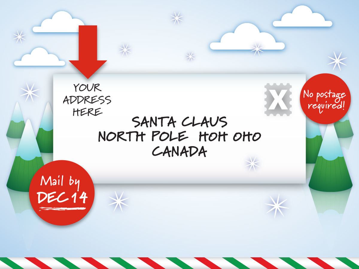 Canada Post Gearing up for Letters to Santa - Gateway Gazette