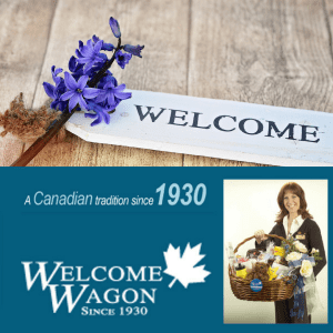 Give Your Local Welcome Wagon Hostess a Call