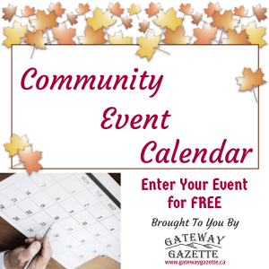 Check out the Gateway Gazette Community Calendar