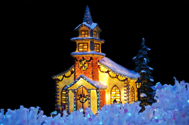 Christmas Church Services in the Foothills