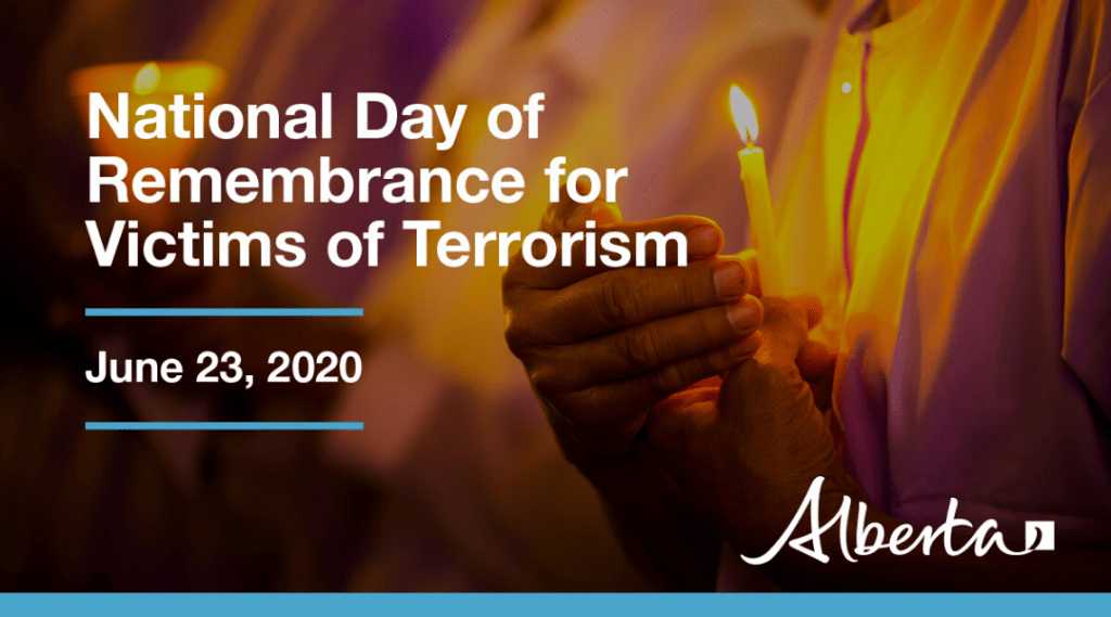 Remembering Victims of Terrorism