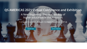 QS Americas 2021 Virtual Conference and Exhibition