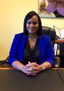Tiffany Anderson Principal