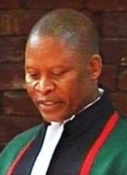 Justice Mogoeng...endorsed for Appeal Court Chief Justice post