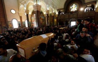 Egypt funeral