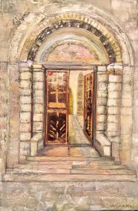 The Spirit is opening ancient doors to let the King of ...