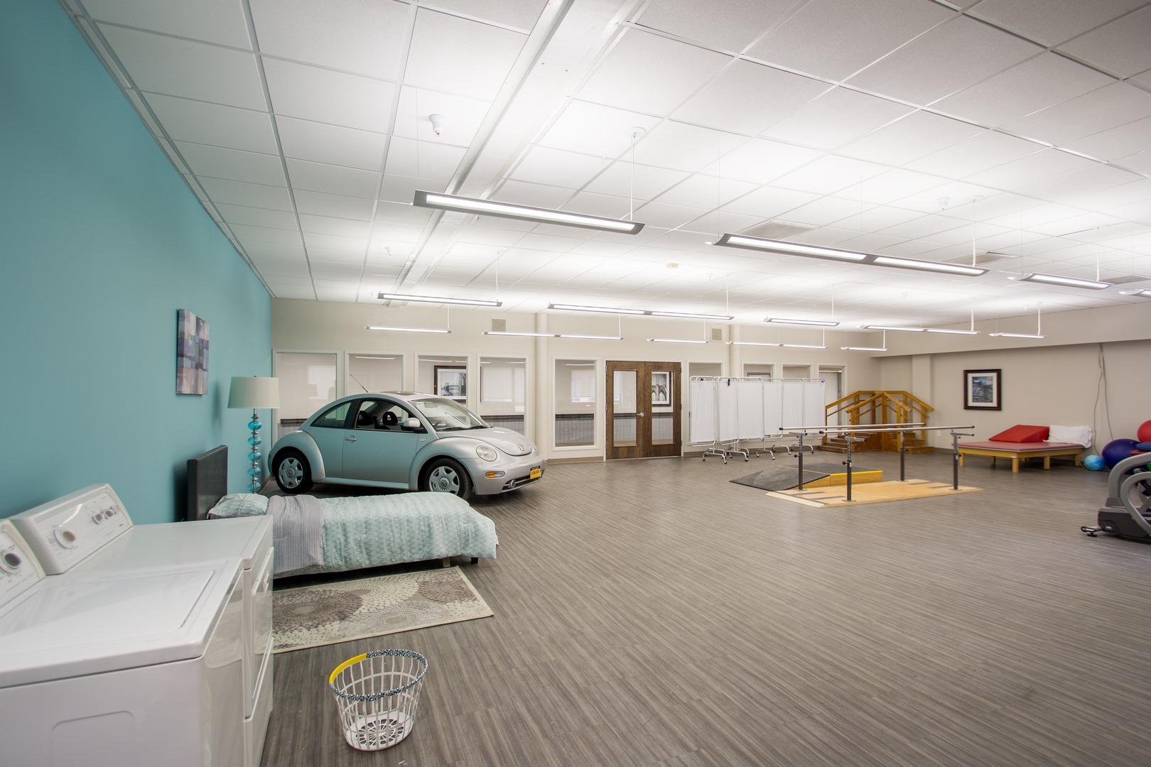 Rehab room