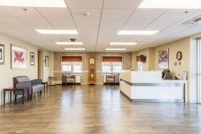 Vineland Lobby Wide Angle