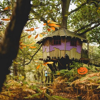 Halloween Events, BeWILDerwood Halloween