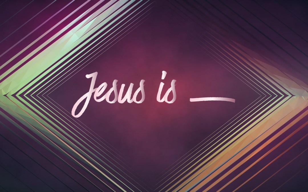 ATOKA | Jesus Is _ (14) | John 8:1-12