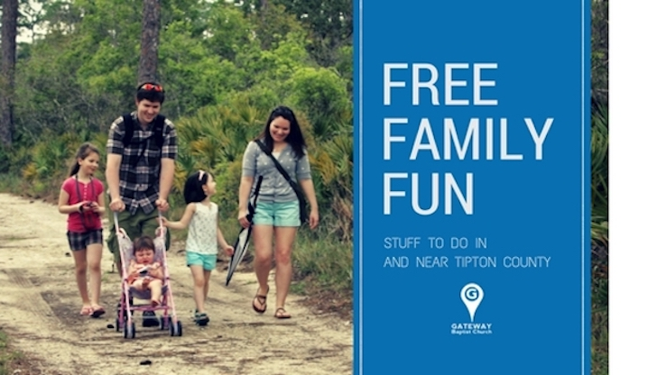 Free Family Fun – Summer 2019