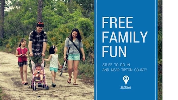 Free Family Fun – Summer 2019