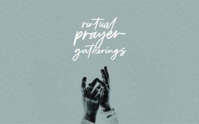 Coming soon: Virtual Prayer Gatherings