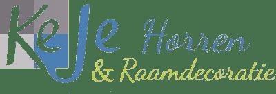 KEJE Horren & Raamdecoratie Logo
