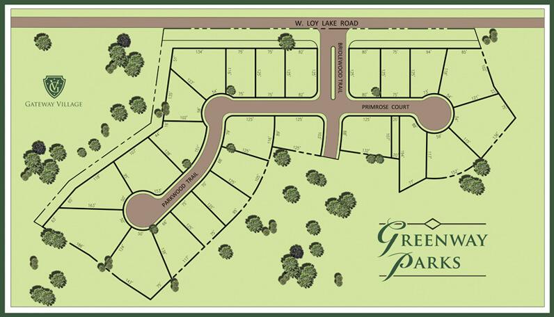 Greenway Parks Plat