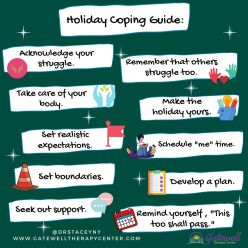 holiday coping