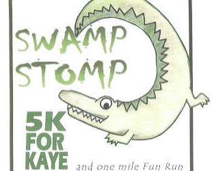 "5K for Kaye ""Swamp Stomp"""