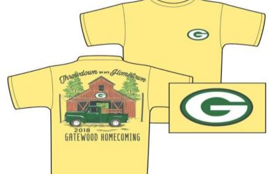 Home Coming Shirt Orders Due