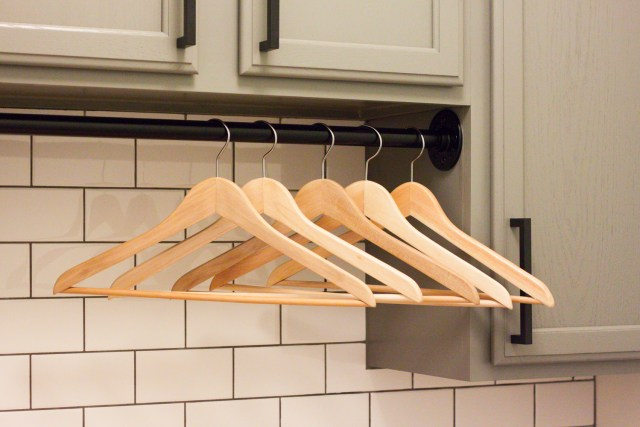 Modern Farmhouse Laundry Room Reveal   One Room Challenge Week 6 Reveal