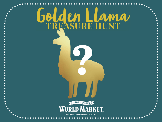 Llama-Rama Holiday Decor Inspiration. #sponsored by @worldmarket. #GiftThemJoy #worldmarkettribe