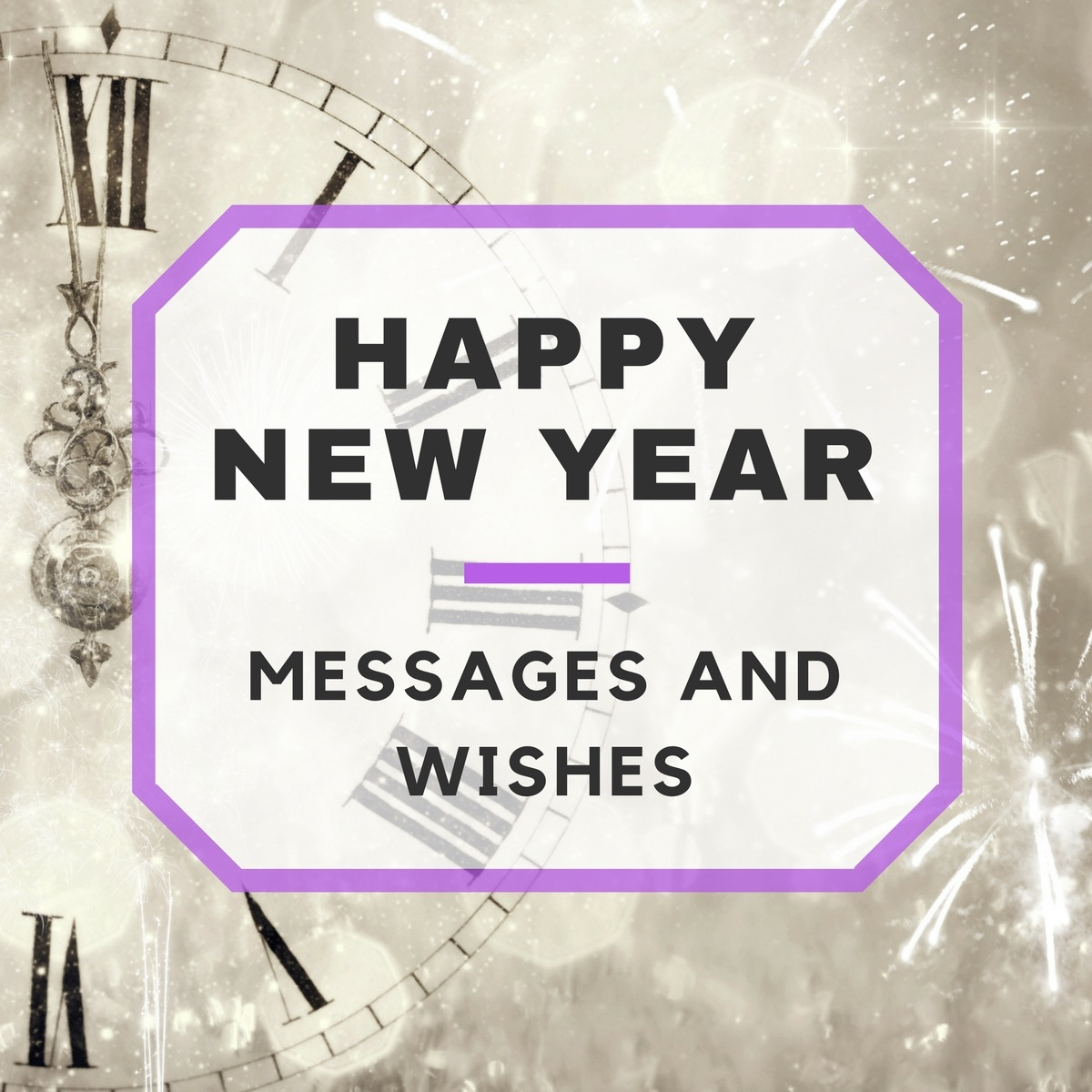 new year messages and