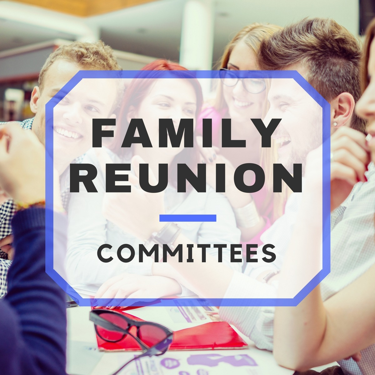 Worksheet Family Reunion Committee