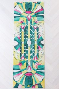 Deco Magic Carpet Yoga Mat