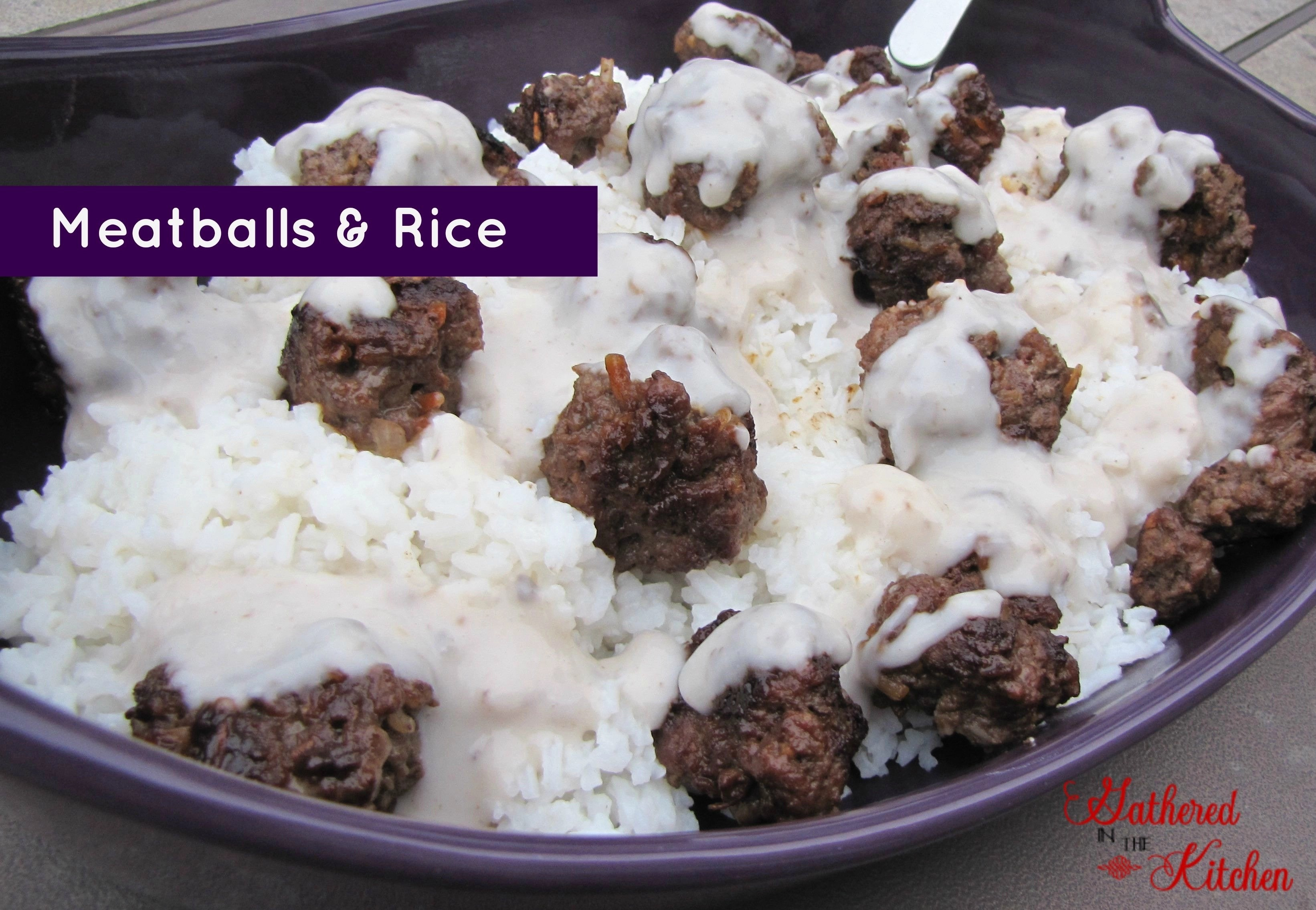 meatballs and rice2