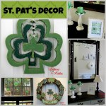 Our St. Patrick's Day Decor