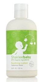 Shaklee Baby Soothing Lotion: great for healing eczema