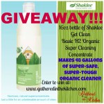 Cleaners – The Danger of Toxic Cleaning Chemicals + GIVEAWAY!!!