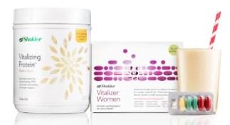 vitazlier & protein