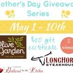 Olive Garden & LongHorn Steakhouse Giveaway