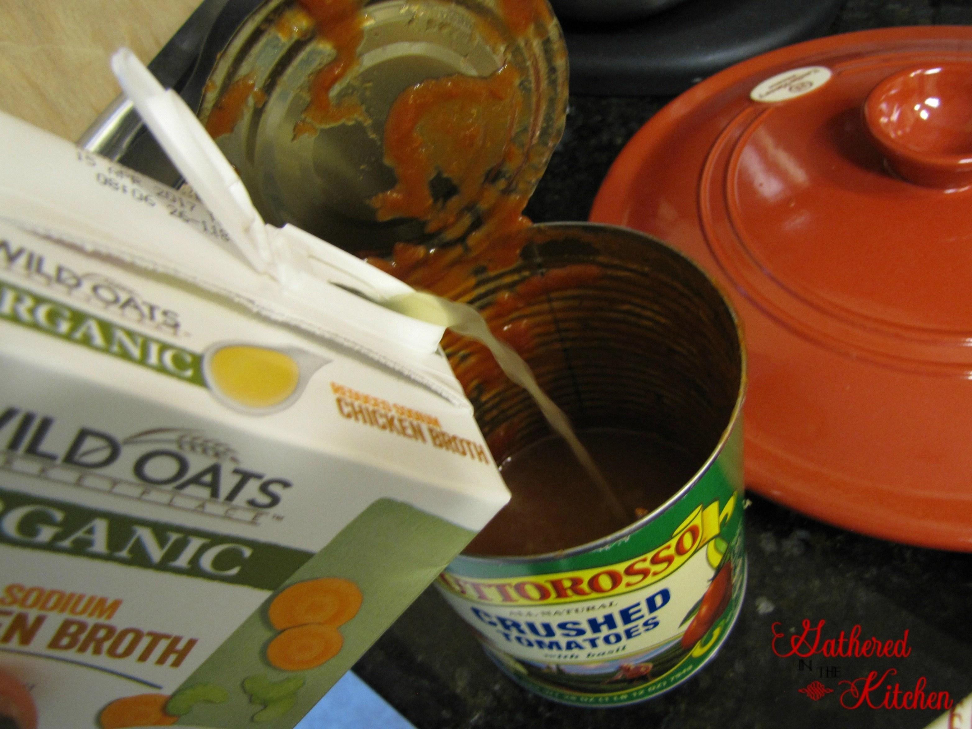 homemade spaghetti sauce -10