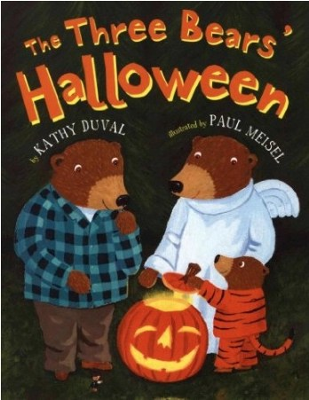 the three bears halloween