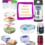 The Best Containers for School Lunch & Snacks