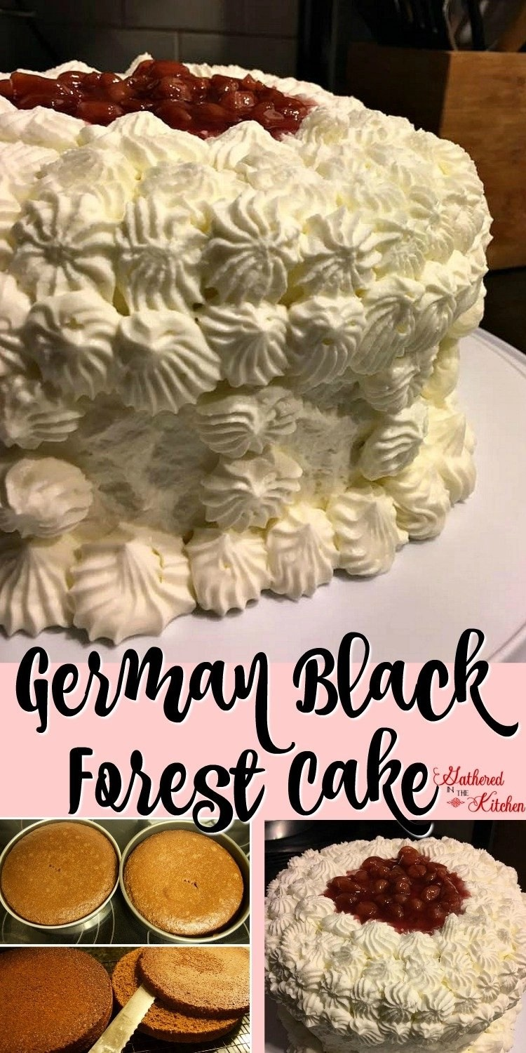 German Black Forest Cake
