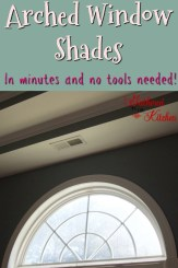 How To Install Arched Window Shades in Minutes