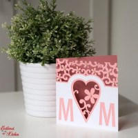 How To Make A Card Using A Silhouette Cameo