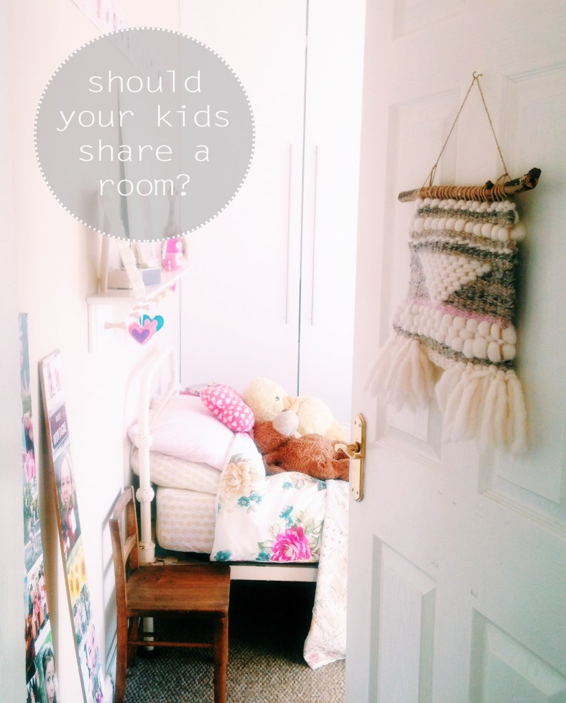 should your kids share a room?
