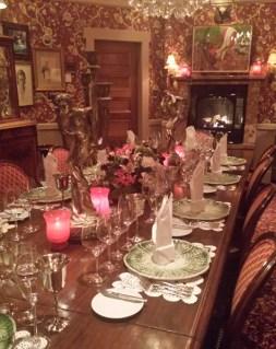 Herb Farm Restaurant Truffle Treasure dinner