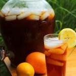 Sunshine Iced Tea