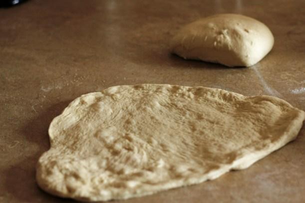 Pizza dough gatherforbread.com