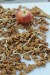 Caramel Apple Chex Mix | carmelmoments.com