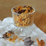 Cherry Chocolate Granola